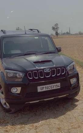 Mahindra Scorpio Diesel 12000 Km Driven