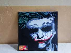 The joker for joker fans