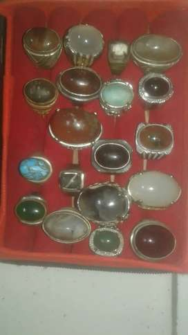 cincin batu akik