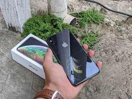IPhone XS Max 256Gb Gray ibox  muluss lengkap original