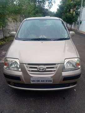 Hyundai Santro Xing GLS (CNG), 2010, CNG & Hybrids