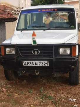 Tata Sumo 2003 Diesel 600000 Km Driven