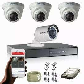 AGEN KAMERA CCTV MURAH ONLINE VIA ANDROID FREE PASANG INSTALASI