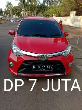Toyota Calya G At 2018 Dp 7 Juta