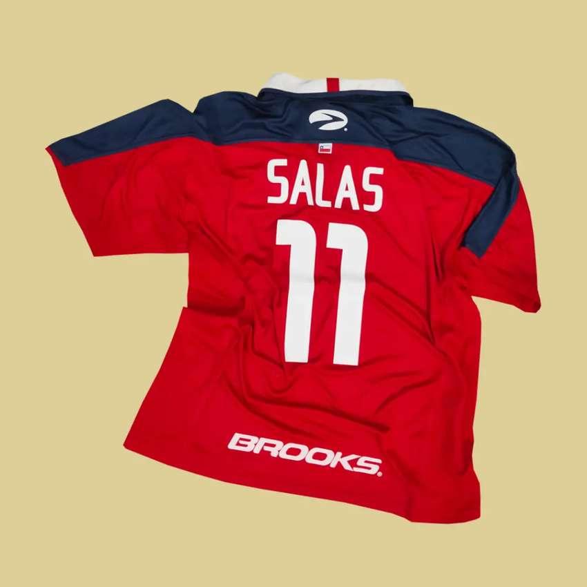 jersey original chile 2004 0