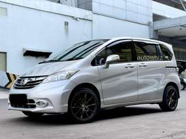 Honda Freed E AT 2014 PSD service record komplit