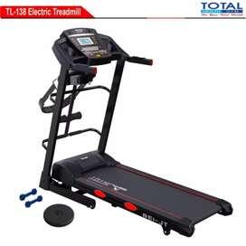 treadmill elektrik Tl-138 new incline X-421 alat fitnes jakarta