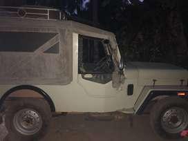 Mahindra Jeep 2008 Diesel 29500 Km Driven