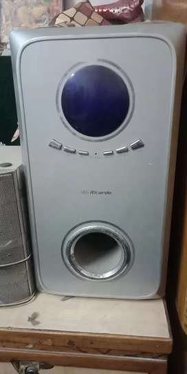 Ricardo 5.1 channel multimedia Home Theater System