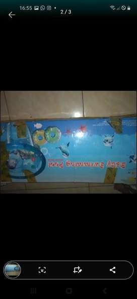 Jual baby swimming pool