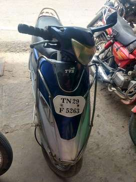 TVS Scooty Pep for a very low price.