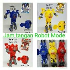 Jam Tangan Robot