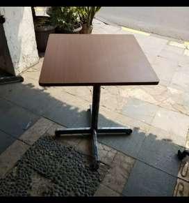 Meja resto- meja makan- meja kedai- meja cafe- meja kerja