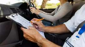 TRAINER JOB AT DRIVING SCHOOL