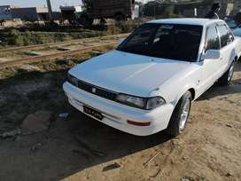 Corolla se limited 1990 limited for sale