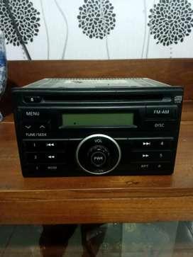 Audio Tape Ori Nissan Grand Livina
