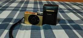 Canon IXUS camera