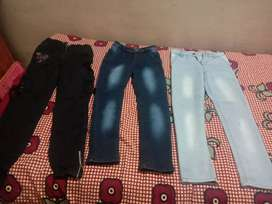 Combo 3 Jeans size 36,38