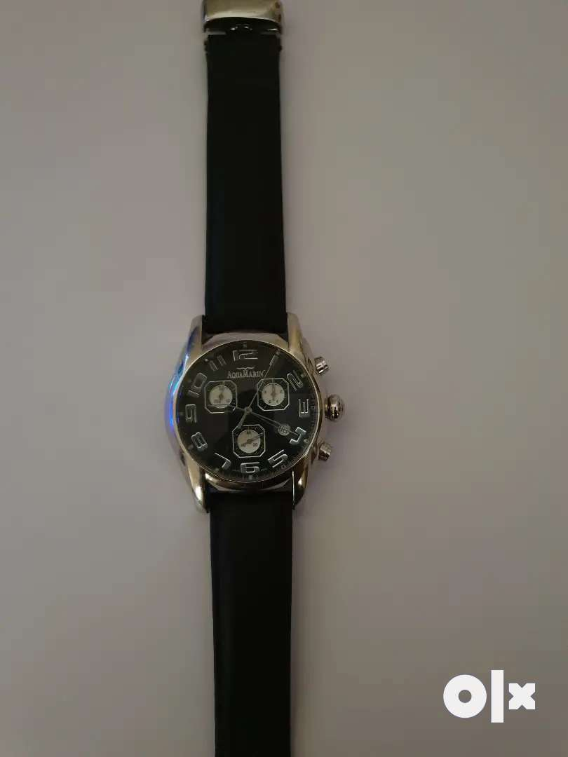 Aquamarin Swiss watch
