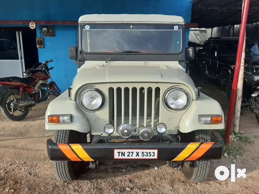 Mahindra Others, 2000, Diesel 0