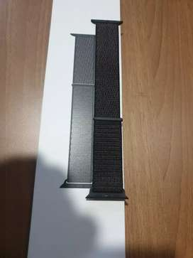 Dijual Apple Watch 42/44 mm Black Sport Loop