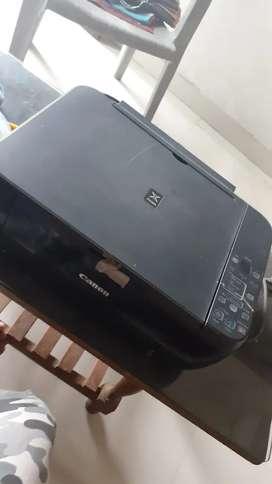 The black printer
