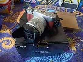 Kamera mirrorless fujifilm XA3 mulus