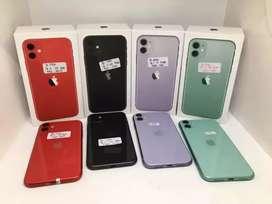 Iphone 11 64gb fullset original