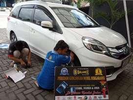 Agar mobil STABIL MAKSIMAL bebas LIMBUNG, Segera pasang BALANCE DAMPER