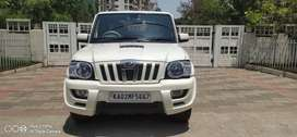 Mahindra Scorpio 2002-2013 VLX 4WD, 2011, Diesel