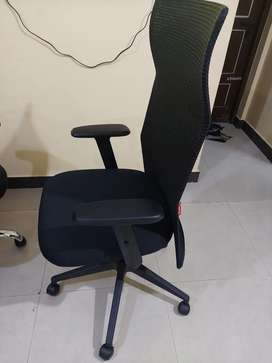 Featherlite High Back Contact Project chair