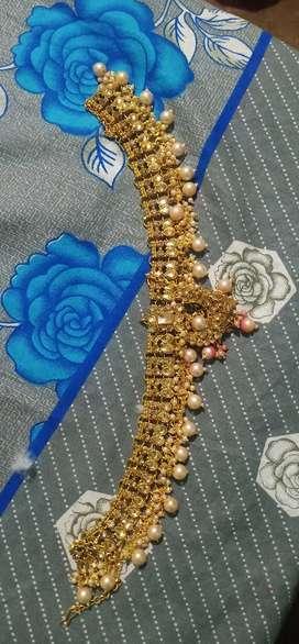 Bridal jewellary set
