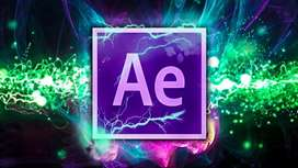 Video effects and designs for logo and pictures