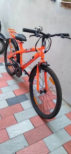 New boys cycle  red