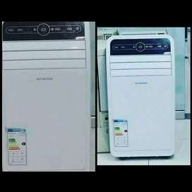 Mobile ac moveable Heat and cool inverter ac 1 ton
