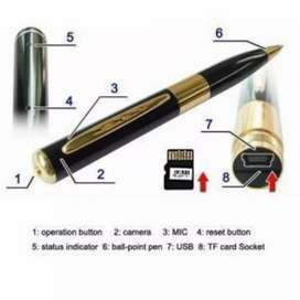 Hidden spy pen