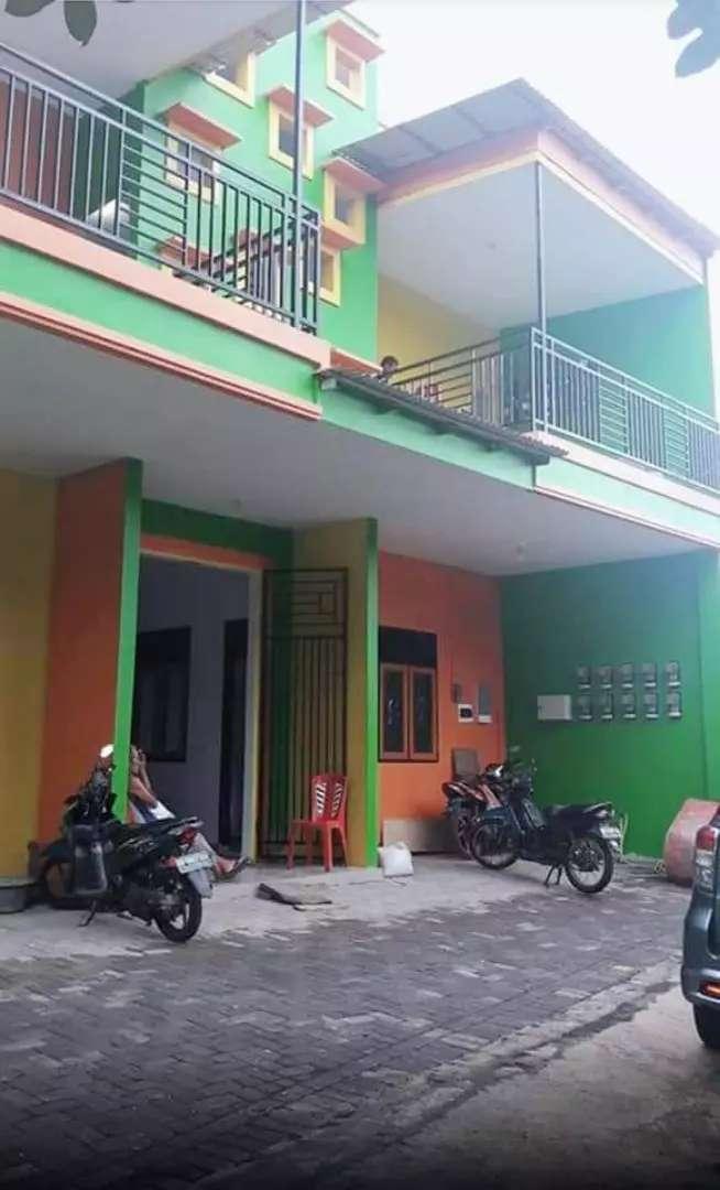 Rumah kos 21 kamar samping RS Kandouw 0