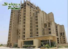 Brand New Flat for Sale in Saima Palms 3 bedroom, Drawing Dinning