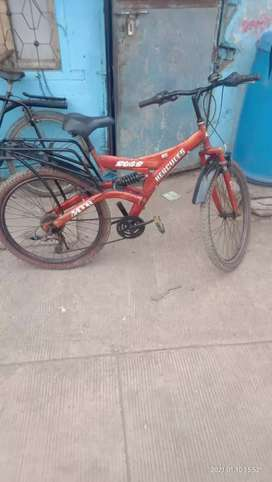 MTB hercules mountain bike