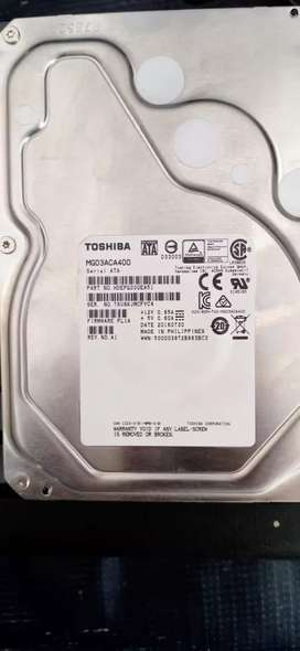 4 TB Hard Disk Very Good Condition