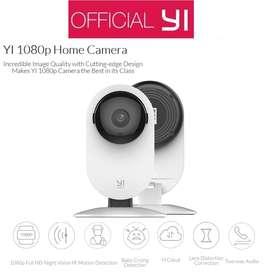 Xiaomi Yi Home CCTV Xiaoyi Smart IP Camera International Version 1080P