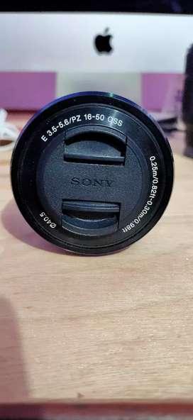 Sony 16-50 original