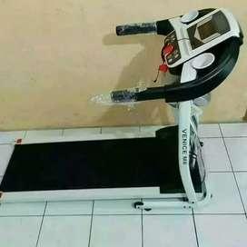 Treadmill elektrik Venice alat fitness ZY314