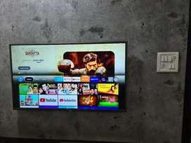 LG 49 INCH LED TV WITH FIRETV STICK