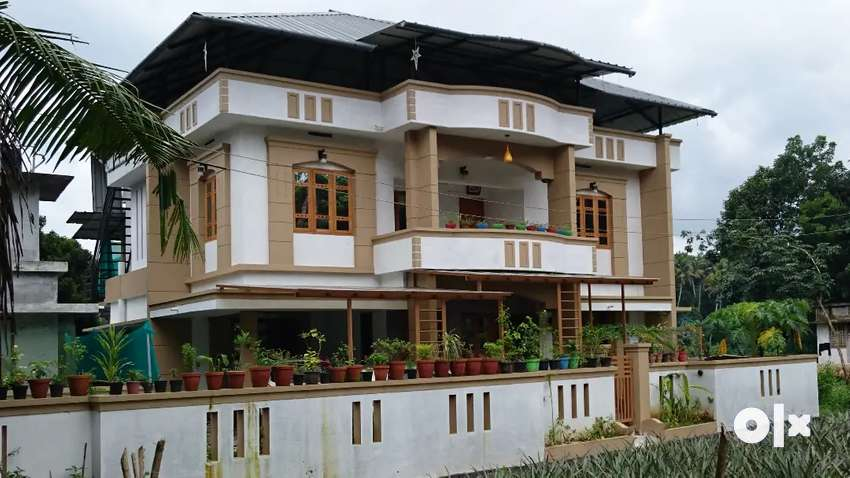 5 BHK Beautiful Independent House/Villa Near Kolenchery [12+ Cent] 0