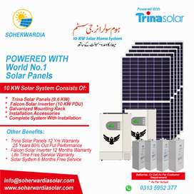 Energy Solar System For Home, 10 KW Energy Solar System for Home On