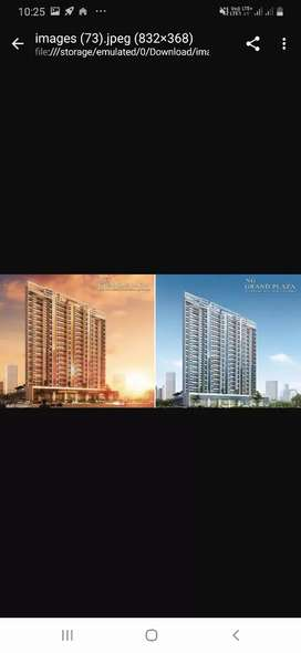 AVAILABLE  3 BHK SALE  RNA GRAND PLAZA GHANSOLI  SE-11