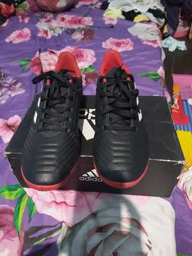 Adidas predator futsal size 44 mulus