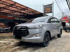 Toyota Kijang Innova V LUX Manual 2016 Silver MT REBORN FULL Aksesoris