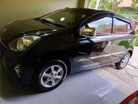 Jual Mobil Toyota Agya G Improvment